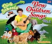 SCHEELE DIRK  - CD NEW CHILDREN SONGS 1