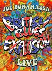 BONAMASSA JOE  - 2xDVD BRITISH BLUES EXPLOSION..