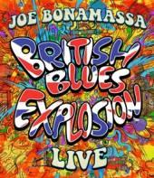 BONAMASSA JOE  - BRD BRITISH BLUES EXPLOSION.. [BLURAY]