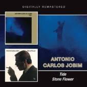 JOBIM ANTONIO CARLOS  - CD TIDE/STONE.. -REMAST-