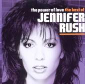 RUSH JENNIFER  - CD POWER OF LOVE-THE BEST OF