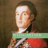 WEINGARTNER FELIX  - CD WITH VIENNA PHILHARMONIC