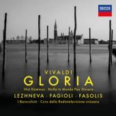 LEZHNEVA JULIA  - CD VIVALDI GLORIA
