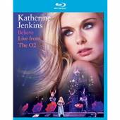 JENKINS KATHERINE  - DVD BELIEVE: LIVE FROM THE O2