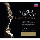 BRENDEL ALFRED  - CD LIVE IN VIENNA