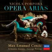 CENCIC MAX EMANUEL  - CD PORPORA OPERA ARIAS