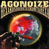 AGONOIZE  - CD HEXAKOSIOIHEXEKONTAHEXA