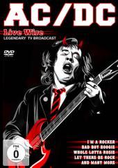 AC/DC  - DVD LIVEWIRE – TV BROADCASTS 1976-1979