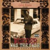 SNOOP DOGGY DOGG  - CD+DVD MURDER WAS THE CASE