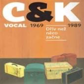 C&K VOCAL  - 4xCD DRIV NEZ NECO ZACNE
