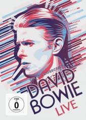 DAVID BOWIE  - DVD LIVE - THE TV BROADCASTS