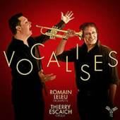 ROMAIN LELEU  - CD THIERRY ESCAICH VOCALISES