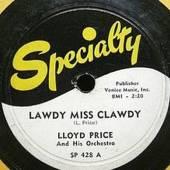 PRICE LLOYD  - CD LAWDY MISS CLAWDY