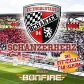 BONFIRE  - CD SCHANZERHERZ-FAN