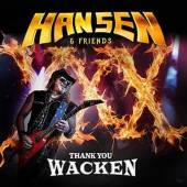 HANSEN KAI  - 2xCD+DVD THANK YOU WACKEN