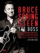 BRUCE SPRINGSTEEN  - DVD THE BOSS / LIVE