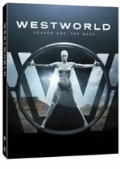 - DVD WESTWORLD 1.SERIE