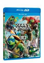 FILM  - BRD ZELVY NINJA 2. BD (3D) [BLURAY]
