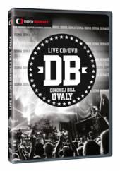 FILM  - DVD Divokej Bill Úvaly DVD+CD