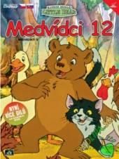 FILM  - DVD MEDVÍDCI 12 DVD