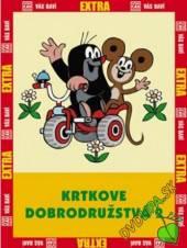 FILM  - DVP Krtkova dobrodružství 2 DVD