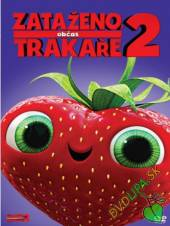 FILM  - DVD OBLACNO, MIESTAMI FASIRKY 2