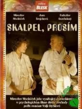FILM  - DVP Skalpel, prosím DVD