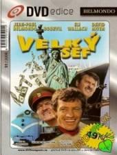 FILM  - DVD Velký šéf (Le Cerveau) DVD
