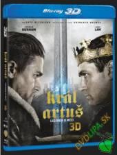 Král Artuš: Legenda o meči (King Arthur: Legend of the Sword) Blu-ray 3D + 2D [BLURAY] - supershop.sk
