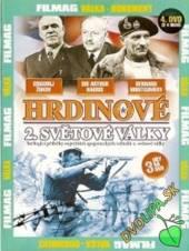Hrdinové 2. světové války - 4. DVD (Heroes of World War II) - supershop.sk