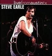 EARLE STEVE  - VINYL LIVE FROM AUSTIN TX [VINYL]