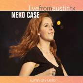 NEKO CASE  - VINYL LIVE FROM AUSTIN TX LTD. [VINYL]