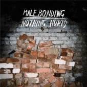MALE BONDING  - CD NOTHING HURTS
