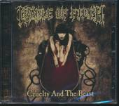 CRADLE OF FILTH  - CD CRUELTY AND THE BEAST