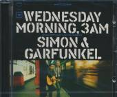 SIMON & GARFUNKEL  - CD WEDNESDAY MORNING 3AM