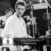 MATTHEWS IAIN  - 3xCD+DVD LIVE AT ROCKPALAST