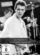 MATTHEWS IAIN  - DVD LIVE AT ROCKPALAST