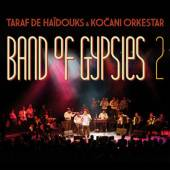 TARAF DE HAIDOUKS AND  - CD BAND OF GYPSIES II [DIGI]