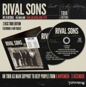 RIVAL SONS  - CD GREAT WESTERN VALKYRIE TOUR EDITION