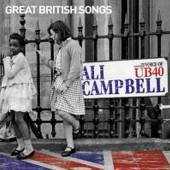 CAMPBELL ALI  - CD GREAT BRITISH SONGS