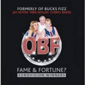FORMERLY OF BUCKS FIZZ  - CD FAME & FORTUNE