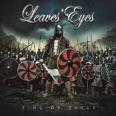 LEAVES EYES  - VINYL KING OF KINGS BLUE LP [VINYL]