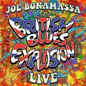 BONAMASSA J.  - 2xCD BRITISH BLUES EXPLOSION LIVE