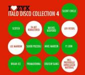 VARIOUS  - CD ZYX ITALO DISCO COLLECTION 4