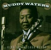WATERS MUDDY  - 4xCD KING OF CHICAGO BLUES