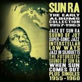 SUN RA  - 4xCD THE EARLY ALBUM..
