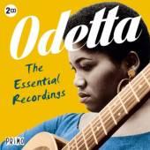 ODETTA  - 2xCD ESSENTIAL RECORDINGS