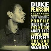 DUKE PEARSON  - 4xCD THE CLASSIC ALBUMS COLLECTION (4CD)