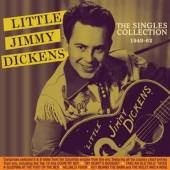 LITTLE JIMMY DICKENS  - 2xCD SINGLES COLLECTION..
