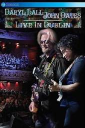HALL DARYL  - DVD LIVE IN DUBLIN 2014-LIVE-